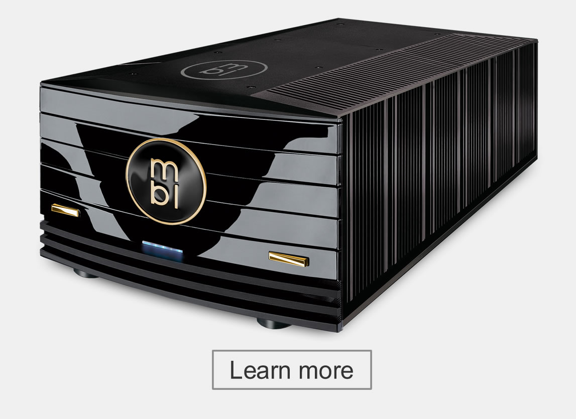 MBL 9011 Mono/Stereo Power Amplifier