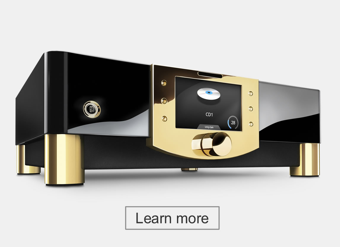 MBL N51 Integrated Amplifier