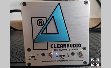Clearaudio Master Reference