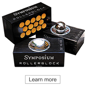 Symposium Acoustic Rollerblocks